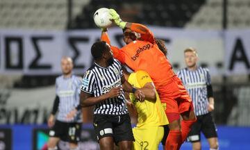 Μπουσέ: «Δεν υπάρχει πέναλτι- Δεν ακούμπησα καν τον παίκτη του ΠΑΟΚ»