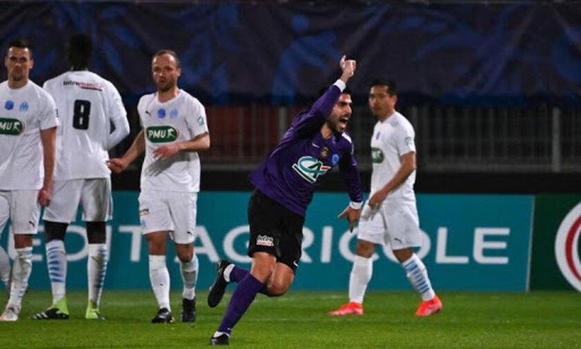 Γαλλικό Κύπελλο: Η Κανέ Ρουσιγιόν της 4ης Κατηγορίας έκανε το «μπαμ» αποκλείοντας την Μαρσέιγ!