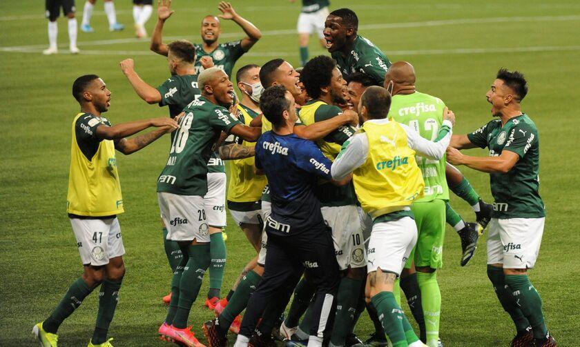 Ο Αμπέλ Φερέιρα κατέκτησε και το Κύπελλο Βραζιλίας! (pics - vid)