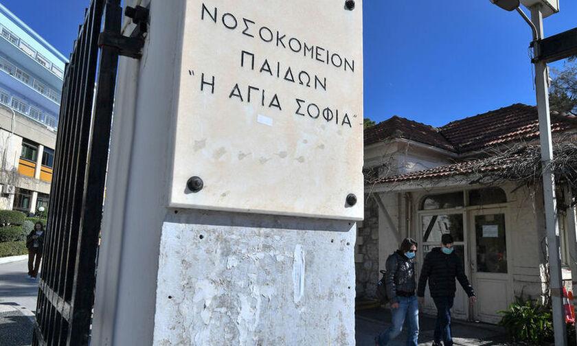 Πέθανε το νεότερο θύμα κορονοϊού στην Ελλάδα - Μωρό 37 ημερών στο Νοσοκομείο Παίδων (vid)