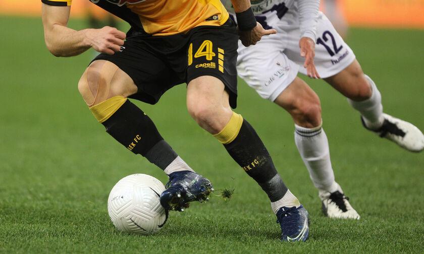 Super League 1: Συγκάτοικοι στη δεύτερη θέση Άρης και ΑΕΚ (βαθμολογία, highlights)