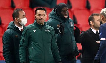 Champions League: H UEFA τιμώρησε τον Κολτέσκου τού Παρί - Μπασακσεχίρ για το επεισόδιο με Γουεμπό