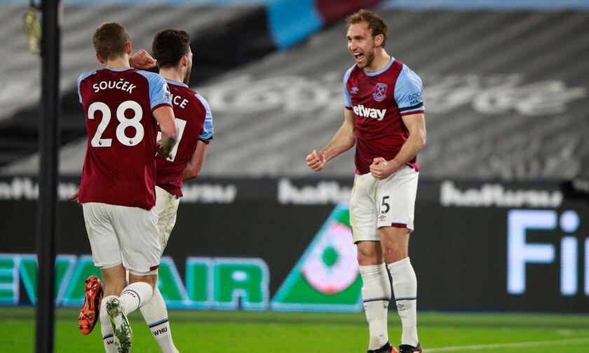 Premier League: Πάτησε πεντάδα η Γουέστ Χαμ, 2-0 τη Λιντς (highlights)