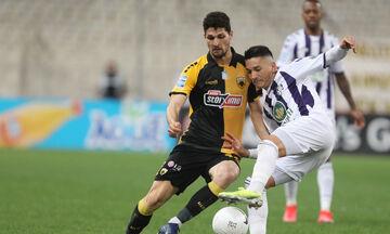 ΑΕΚ-Απόλλων Σμύρνης 2-0: Αλμπάνης: «Με γεμίζει αυτοπεποίθηση» (vid)