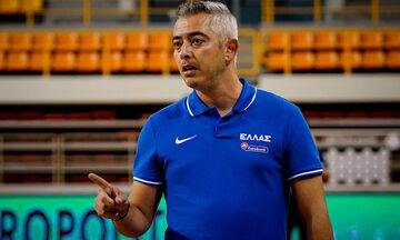 Μασλαρινός: «Θα παρουσιάσουμε το καλύτερο δυνατό πρόσωπο στο Ευρωμπάσκετ»
