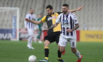 ΑΕΚ - Απόλλων Σμύρνης 2-0: Ιωαννίδης: «Πρέπει να αλλάξουν πολλά»