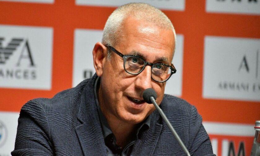 Σταυρόπουλος: «Η δουλειά μου είναι να διευκολύνω το έργο του Μεσίνα»