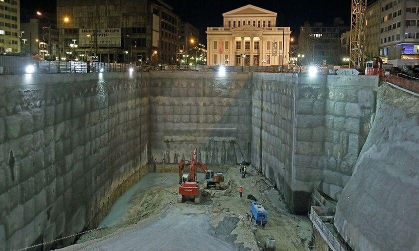 Μετρό: Κλειδώνει η λειτουργία της επέκτασης της γραμμής 3 - Πότε φτάνει στο Δημοτικό Θέατρο Πειραιά