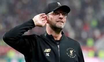 Κλοπ: «Δεν είμαι διαθέσιμος για την εθνική Γερμανίας, έχω συμβόλαιο με τη Λίβερπουλ»
