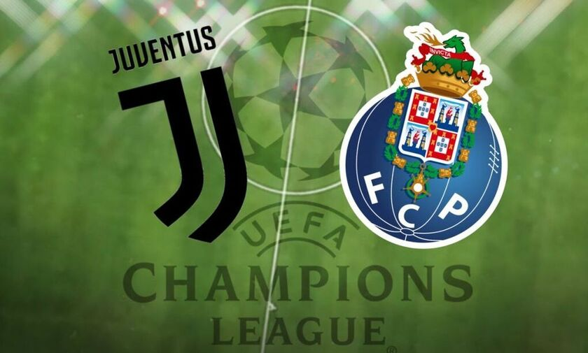 Champions League: Οι ενδεκάδες στο Γιουβέντους-Πόρτο