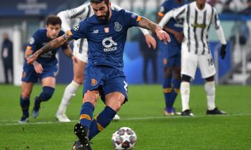 Γιουβέντους - Πόρτο: Το γκολ  με πέναλτι του Ολιβέιρα για το 0-1 (vid)
