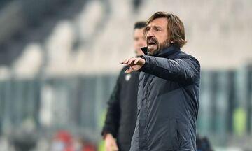 Πίρλο: «Τέσσερα λάθη σε δύο αγώνες του Champions League είναι πάρα πολλά»
