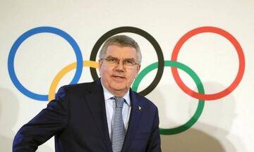 ΔΟΕ: Επανεξελέγη πρόεδρος ο Τόμας Μπαχ (pic)