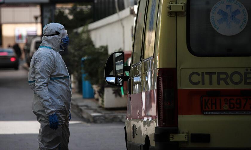 Κορονοϊός (10/3): Στα 2.633 τα νέα κρούσματα - 479 διασωληνωμένοι, 43 νεκροί