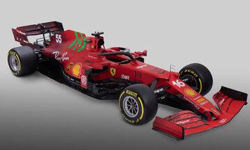 Ferrari: Παρουσίασε το νέο της μονοθέσιο (vid)