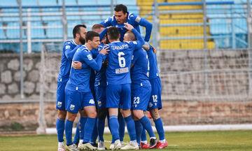 Λαμία - ΑΕΛ 2-1: Το γκολ νίκης του Ντέλετιτς (vid)