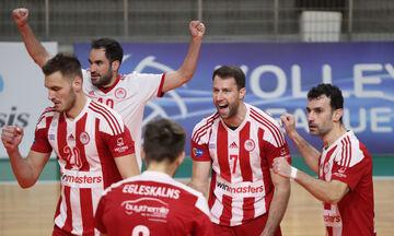 Φίλιππος Βέροιας - Ολυμπιακός 1-3: Νίκη με ανατροπή για τους «ερυθρόλευκους»