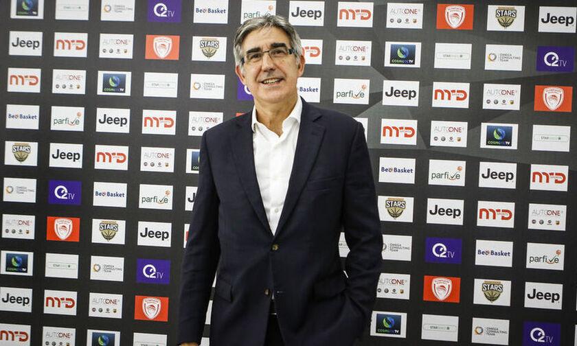 Euroleague: Σε ΟΑΚΑ και ΣΕΦ ο Μπερτομέου