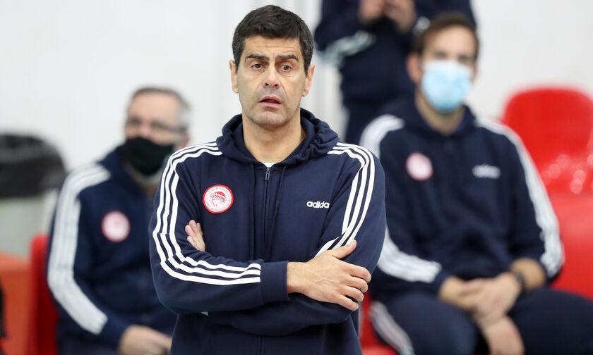 Καζάζης: «Η ομάδα είναι πολύ ταλαιπωρημένη»