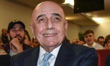 Νοσηλεύεται με κορονοϊό ο Γκαλιάνι...