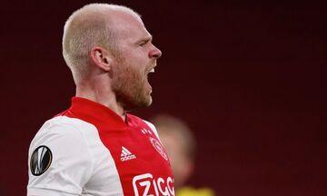 Europa League: Άνοιξε το σκορ με Κλάασεν ο Άγιαξ στην Ολλανδία (vid)