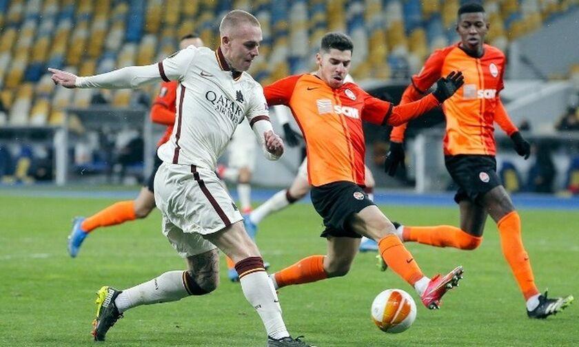 Europa League: Γιουνάιτεντ, Άγιαξ, Ρόμα,Βιγιαρεάλ, Σλάβια, Ντιναμό Ζάγκρεμπ στην «8αδα» (highlights)