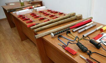 Πέντε συλλήψεις για το μαχαίρωμα οπαδού στα Χανιά