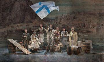 Βαβυλωνία, του Δημητρίου Βυζάντιου, live streaming από την Κεντρική Σκηνή του Εθνικού Θεάτρου