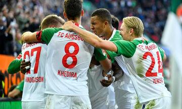 Bundesliga: Σε ελεύθερη πτώση η Γκλάντμπαχ, ήττα 3-1 από την Άουγκσμπουργκ (highlights)