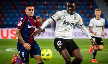 La Liga: Στη Λεβάντε το βαλενθιάνικο ντέρμπι με Ρότζερ! (βαθμολογία)