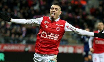 Ligue 1: Έσωσε τον βαθμό στο 92' η Λιόν, 1-1 με τη Ρεμς! (highlights)