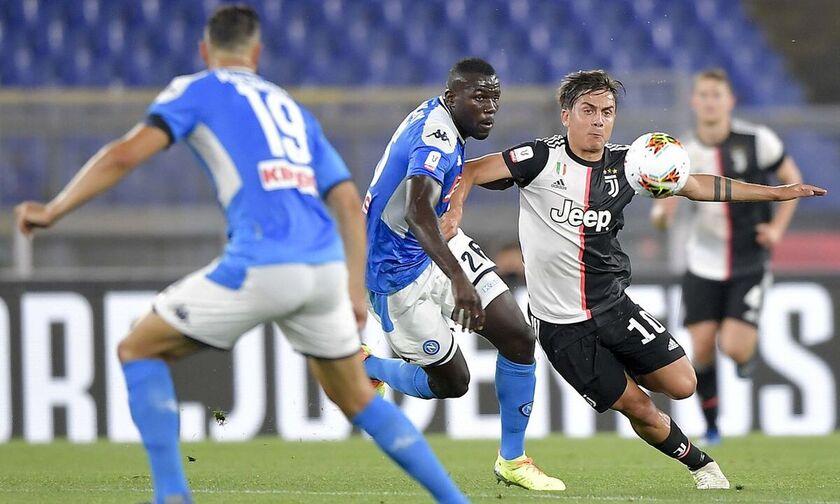 Serie A: Νέα αναβολή στο Γιουβέντους - Νάπολι!