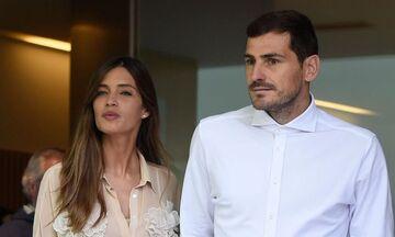 Διαζύγιο για τον Ίκερ Κασίγιας και την Σάρα Καρμπονέρο!