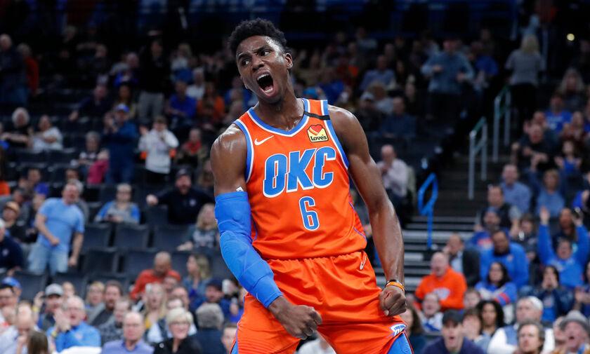 NBA: Ντιαλό στους Πίστονς, Μίχαλιουκ στους Θάντερ