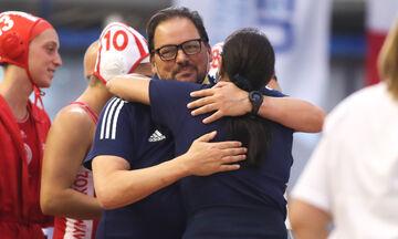 Ολυμπιακός - Σαμπαντέλ 10-5: Οι «ερυθρόλευκοι» πανηγυρισμοί (pics)