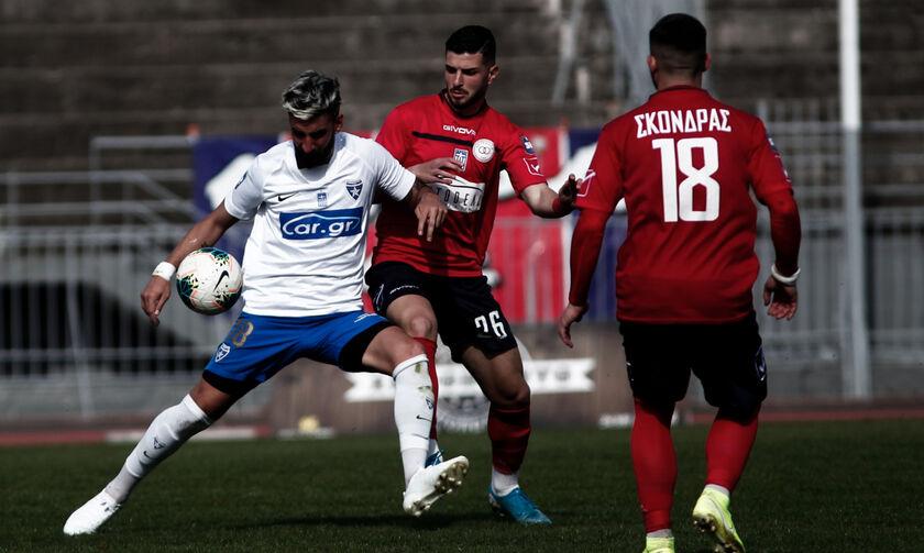 Super League 2: Ανέβηκε δεύτερος ο Λεβαδειακός, μεγάλο διπλό στα Τρίκαλα ο Ιωνικός (highlights)