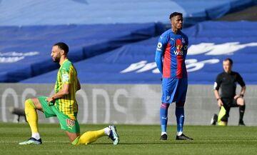 Premier League: Ο Ζαχά έγινε ο πρώτος παίκτης που δεν γονατίζει πριν από παιχνίδι!