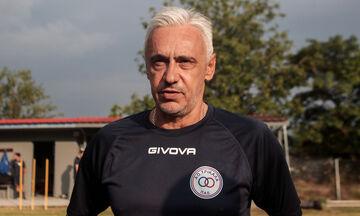 Τρίκαλα: Παραμένει ο Χαραλαμπίδης