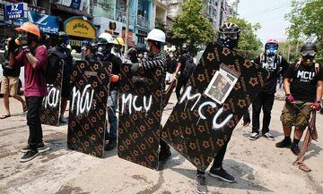 Μιανμάρ: Δώδεκα νεκροί - «Η σκοτεινότερη στιγμή για τη χώρα και η στιγμή που η αυγή είναι κοντά»