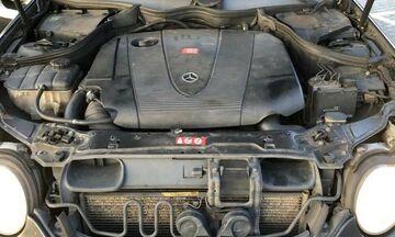 Mercedes με 1 εκ. χλμ. δεν έχει αλλάξει ούτε δίσκο