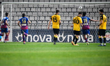 Βόλος - ΑΕΚ 1-0: Το γκολ της αναμέτρησης (vid)