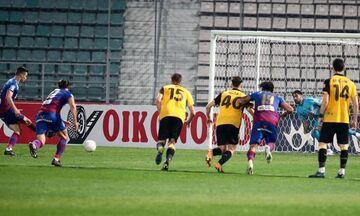 Βόλος - ΑΕΚ 1-0: Όπως και στο Κύπελλο! (highlights)