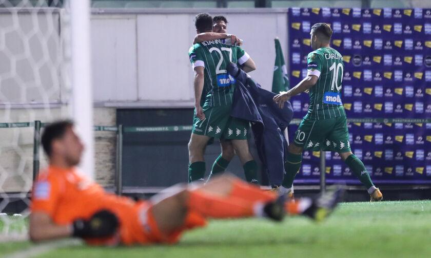 Παναθηναϊκός- ΠΑΟΚ 2-1: To ήθελε πολύ και κέρδισε! (highlights)