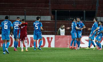 Τα highlights του ΑΕΛ - Ολυμπιακός 1-3 (highlights)
