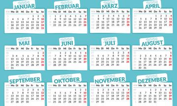 Αργίες 2021: Πάσχα, Αγίου Πνεύματος και το τετραήμερο που μπορεί να γίνει πενθήμερο