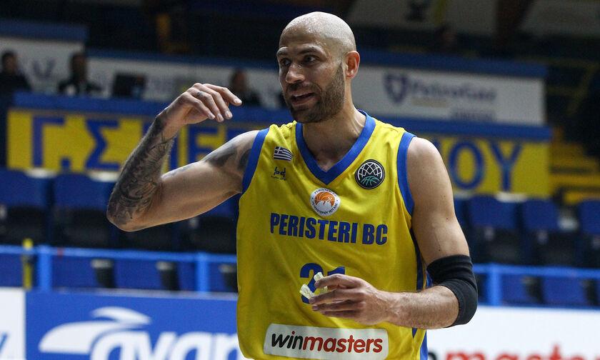 Βασιλόπουλος: Στους δέκα κορυφαίους ριμπάουντερ στην ιστορία της Basket League