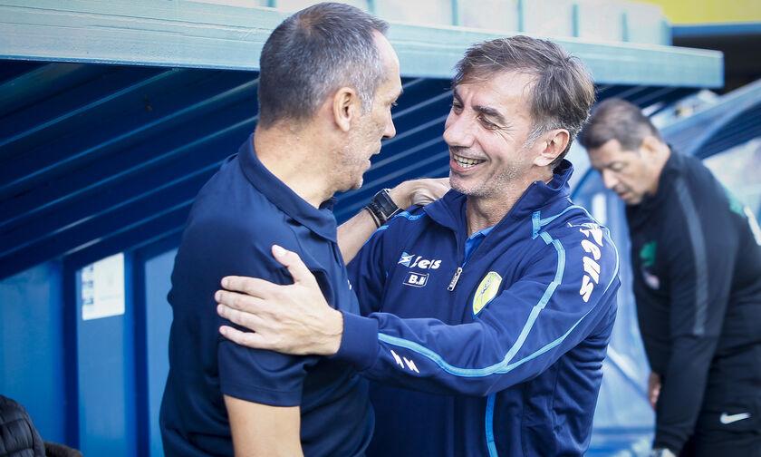 Μπορμπόκης: «Καλύτερα για ΠΑΟΚ, ΑΕΚ που δεν παίζουν με Ολυμπιακό, ΠΑΣ Γιάννινα»