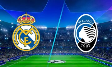 Champions League: Οι ενδεκάδες στο Ρεάλ Μαδρίτης - Αταλάντα