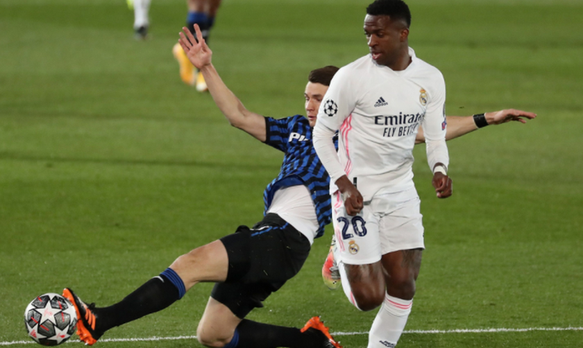 Ρεάλ Μαδρίτης - Αταλάντα: Τα γκολ της αναμέτρησης: Ο Ράμος με πέναλτι το 2-0 (vid)