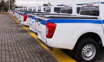 Η Ελληνική Αστυνομία γέμισε με καρότσες και Nissan Navara!